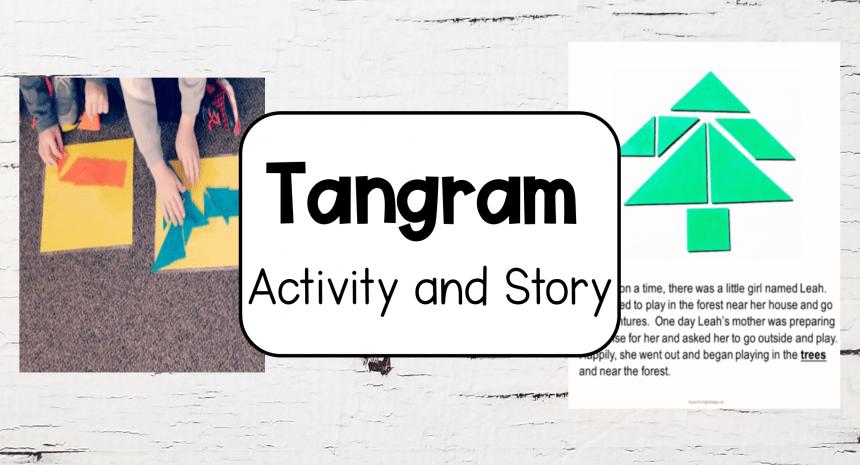 Tangram for Kids Story Ideas