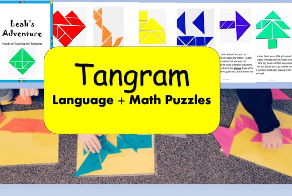 Tangram Math + Language