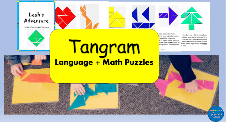 Tangram Math + Language