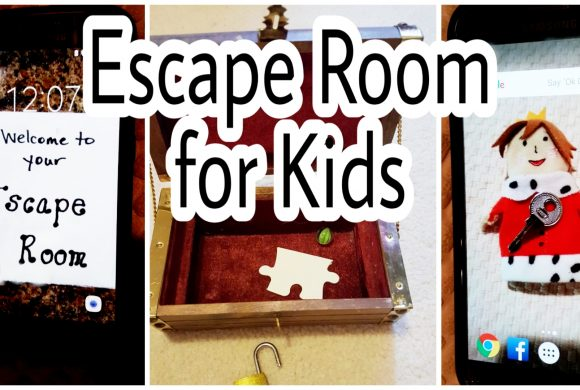 Make Your Own Escape Room for Kids