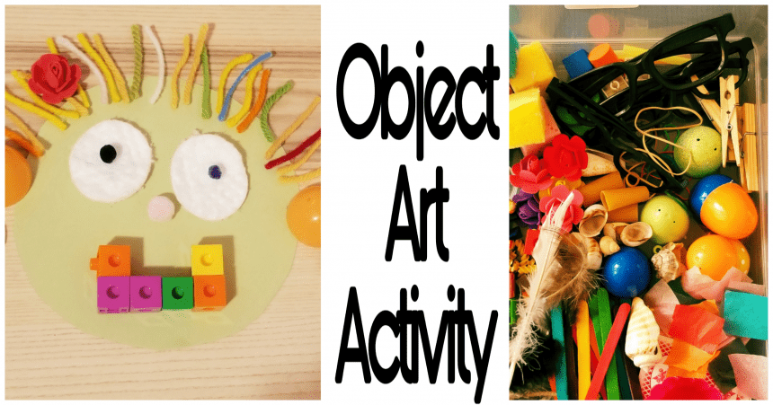 Object Art for Kids