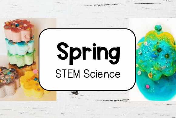 Easy Spring STEM Activities