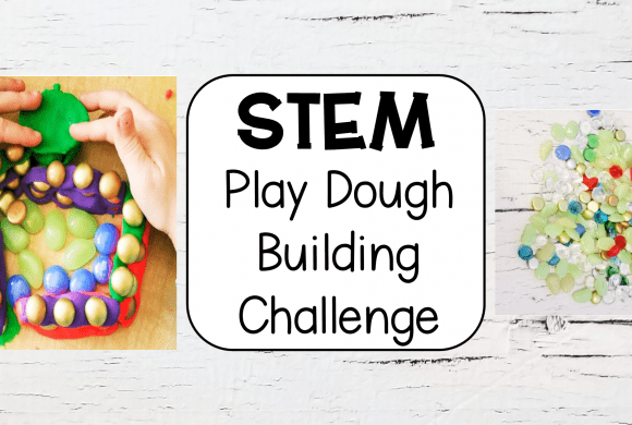 STEM Challenge for Kindergarten
