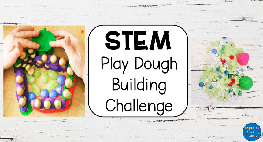 STEM Challenge for Kindergarten