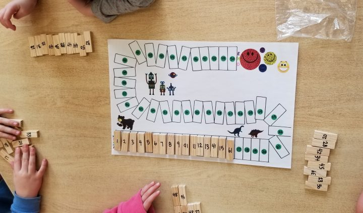math number game