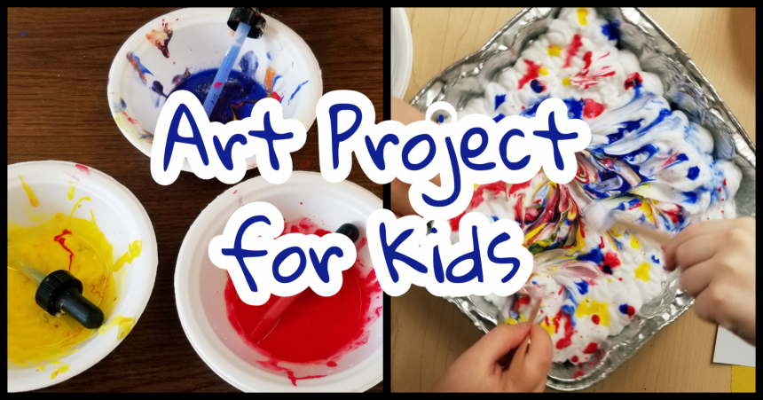 Art Project for Kids