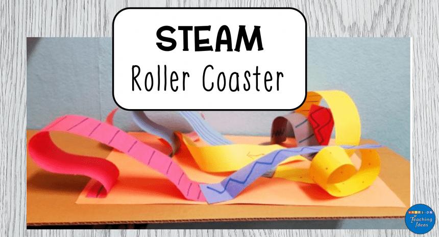 STEM Activity Make Your Own Roller Coaster