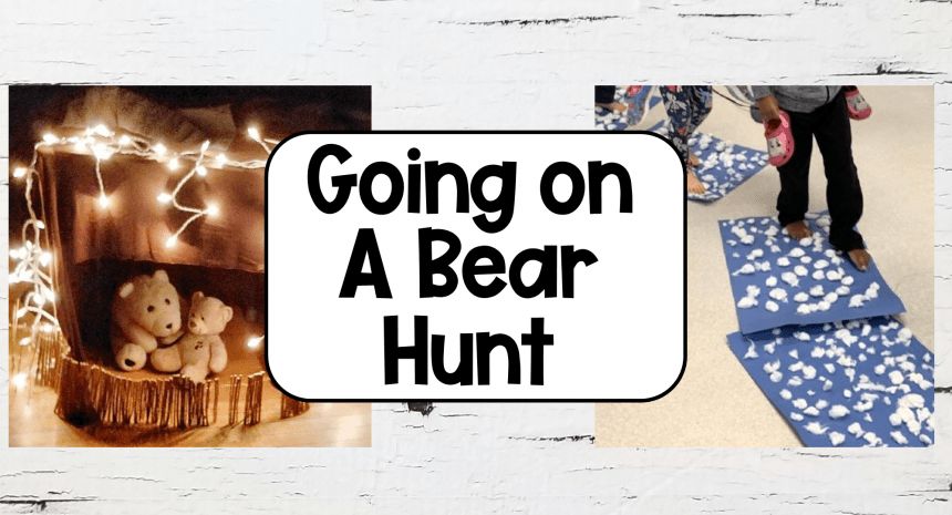 We're Going on a Bear Hunt Activities Kids will Love
