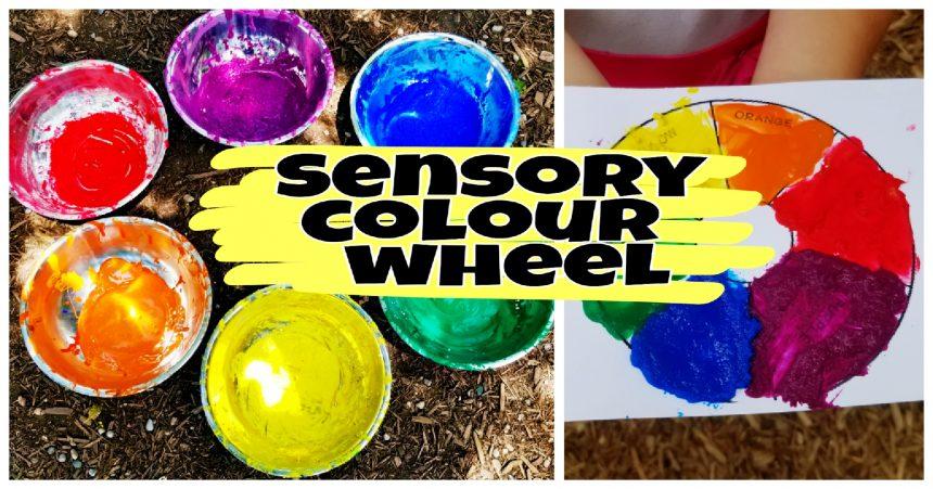 Art Sensory Play