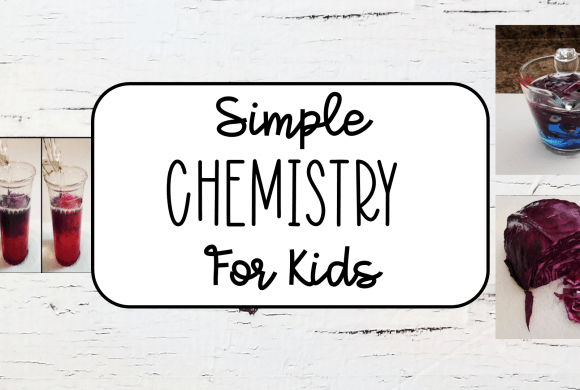 Science for Kids at Home or School