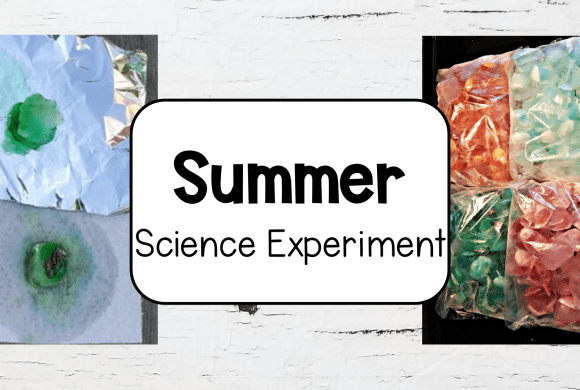 Simple Summer Science for Kids
