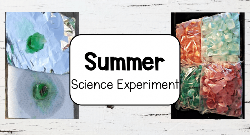 Summer Science for Kids