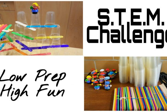 STEM Challenge for Young Kids