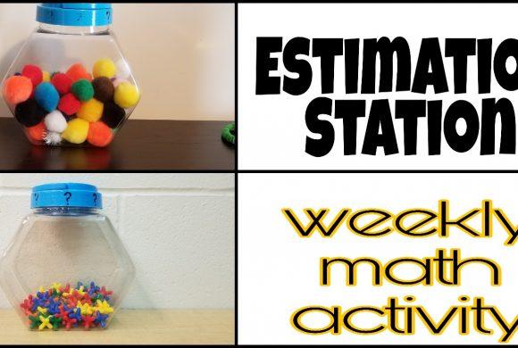Math Worksheet and Activity