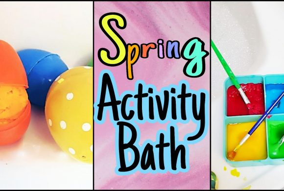 Spring Bath for Kids