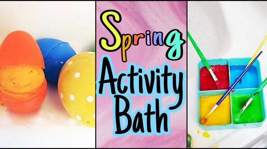Spring Bath for Kids