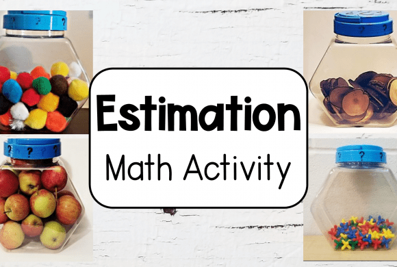 Fun Math Worksheet and Activity