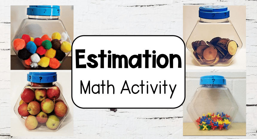 Math Worksheet and Activity