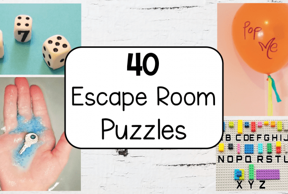 40 DIY Escape Room Ideas at Home