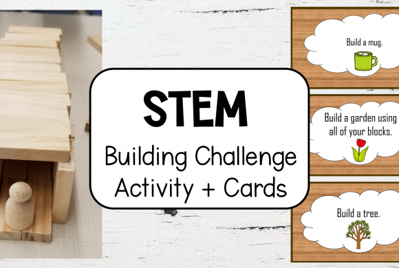 STEM Building Blocks Challenge for Kids