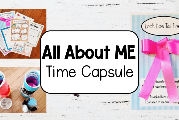 Time Capsule for Kids Ideas