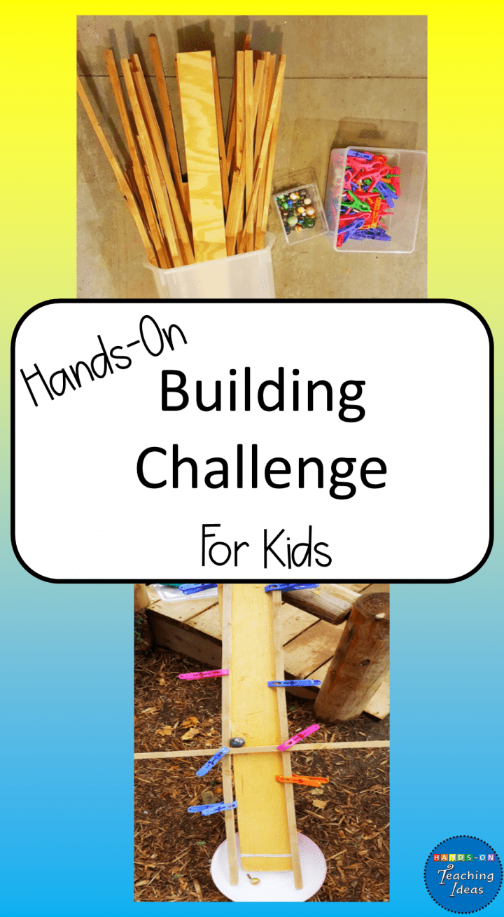 Stem Projects For Kids Engineering Challenge Engineering Challenge