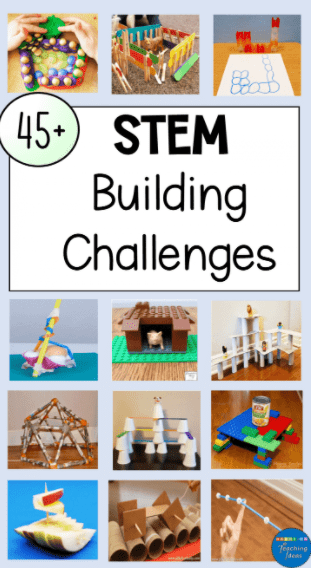 Can you build a home for an animal? Sounds simple enough, but with this STEM for kids challenge you only have a few materials to create with.