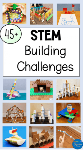 Take your STEM challenge to the next level with this hands-on engineering activity that will test building skills and spark imagination.