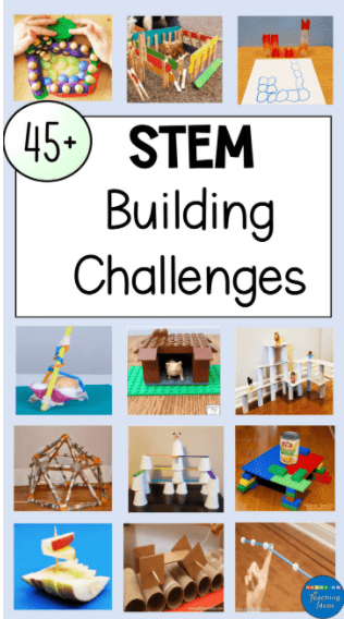 Children will love solving easy science experiments and STEM challenge. Perfect for fall or other seasons for home or school.