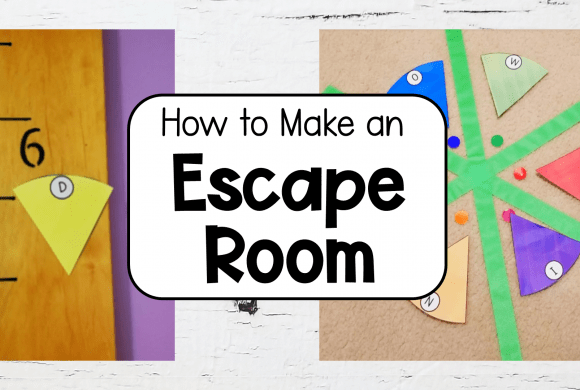 DIY Escape Room for Kids at Home