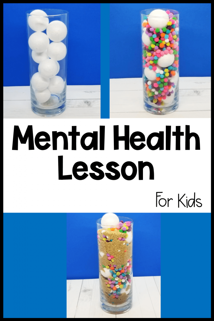 mental health lessons for kids