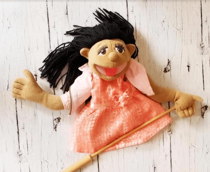 ventriloquist puppet for kids