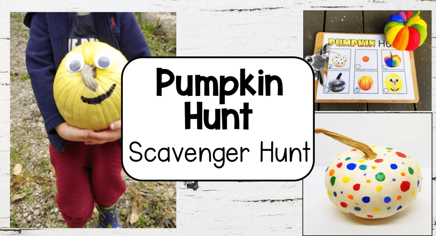 Easy Fall Activity for Kids